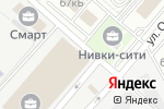 Схема проезда до компании Диона-ЛТД в