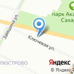 Санкт-Петербургская городская станция скорой медицинской помощи на карте Санкт-Петербурга