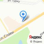 Труженикова и Партнеры на карте Санкт-Петербурга