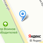 Протектор на карте Санкт-Петербурга