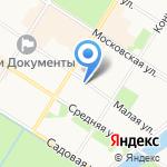 Julia на карте Санкт-Петербурга