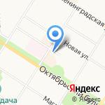 Реставратор-Царское село на карте Санкт-Петербурга