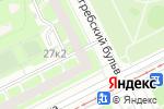 Схема проезда до компании Загребский 27/16, ТСЖ в Санкт-Петербурге