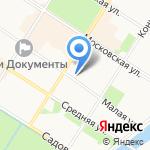 Элизабет люкс на карте Санкт-Петербурга