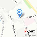 Торговый Дом КЬЮТ-КЬЮТ на карте Санкт-Петербурга