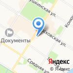 Магазин продуктов пчеловодства и фитопродукции на карте Санкт-Петербурга