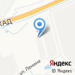 Авто Коннект на карте Санкт-Петербурга