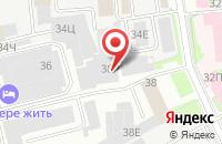 Схема проезда до компании Спецмонтаж в Санкт-Петербурге