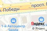 Схема проезда до компании Авто-Киев, ДП в