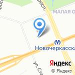 Вознесение на карте Санкт-Петербурга