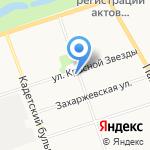 Отдел лицензионно-разрешительной работы на карте Санкт-Петербурга