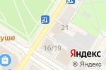 Схема проезда до компании Doner Kebab в Санкт-Петербурге