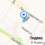 Центр психолого-медико-социального сопровождения Пушкинского района на карте Санкт-Петербурга