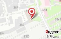Схема проезда до компании Ас Мьюзик в Санкт-Петербурге