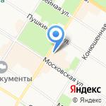СУШИЛАВ на карте Санкт-Петербурга