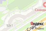 Схема проезда до компании BeerKing в Санкт-Петербурге