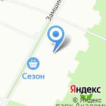 Средняя общеобразовательная школа №146 на карте Санкт-Петербурга