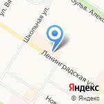 Диета-Спорт на карте Санкт-Петербурга