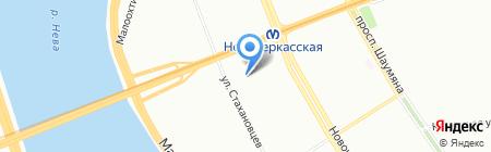 Сэйл Текстиль на карте Санкт-Петербурга