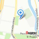 Релод-С.Петербург на карте Санкт-Петербурга