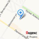 Детский сад №18 комбинированного вида на карте Санкт-Петербурга