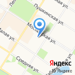 AKASA на карте Санкт-Петербурга
