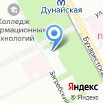 Храм Преподобного Серафима Вырицкого на карте Санкт-Петербурга