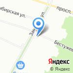 Hаmоff на карте Санкт-Петербурга