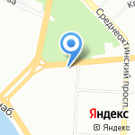 ОСТ-ВЕСТ Техника на карте Санкт-Петербурга