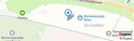 Орион плюс на карте Санкт-Петербурга