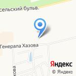 Императорская школа русского балета на карте Санкт-Петербурга
