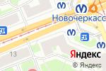 Схема проезда до компании Восточный экспресс банк, ПАО в Санкт-Петербурге