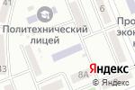 Схема проезда до компании Управление полиции охраны по физической безопасности в г. Киеве в