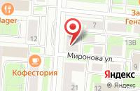Схема проезда до компании Поинт Ап в Санкт-Петербурге