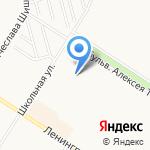 Стоматологическая поликлиника №19 на карте Санкт-Петербурга