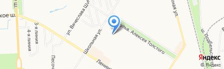 Банкомат Банк Санкт-Петербург на карте Санкт-Петербурга
