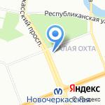 Wildberries.ru на карте Санкт-Петербурга