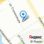 Изюминка на карте Санкт-Петербурга
