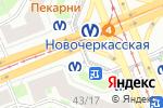 Схема проезда до компании Платежный терминал, МТС-Банк, ПАО в Санкт-Петербурге