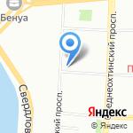 Ивановы и Партнеры на карте Санкт-Петербурга