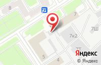 Схема проезда до компании Леди Люкс в Санкт-Петербурге