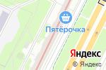 Схема проезда до компании Библиотека №9 в Санкт-Петербурге