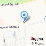 Царскосельское южное на карте Санкт-Петербурга