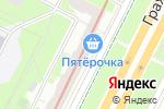 Схема проезда до компании Аудио Hi-fi-vinyl в Санкт-Петербурге