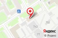 Схема проезда до компании Тессера Групп в Санкт-Петербурге