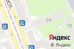 Схема проезда до компании Лабрадор в Санкт-Петербурге