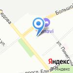 РосБизесИнфо на карте Санкт-Петербурга