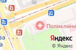 Схема проезда до компании Медікус, ТОВ в