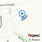 Авоська на карте Санкт-Петербурга