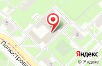 Схема проезда до компании Торговый Дом «Эко-Энергетика» в Санкт-Петербурге